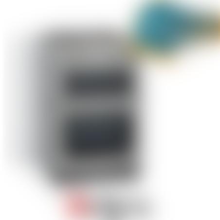 תנור דו תאי בלרס BL1218 דגם 2021 מהדרין