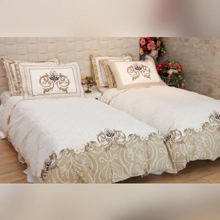 סט מצעים למיטה יהודית אמיטקס -158