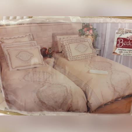 סט מצעים למיטה יהודית אמיטקס 147