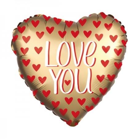 בלון LOVE YOU