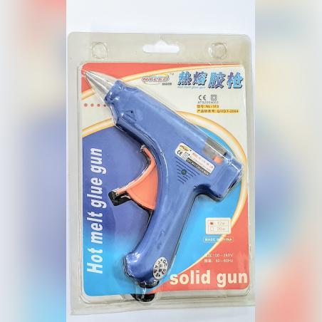 אקדח לדבק חם