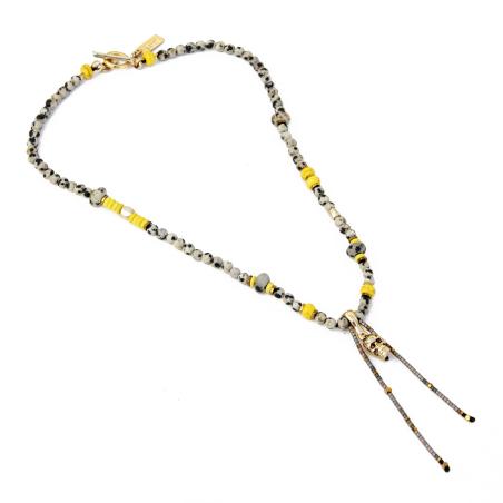 שרשרת איימי - דלמטי זהב