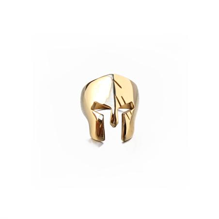 טבעת מסכת אביר - זהב