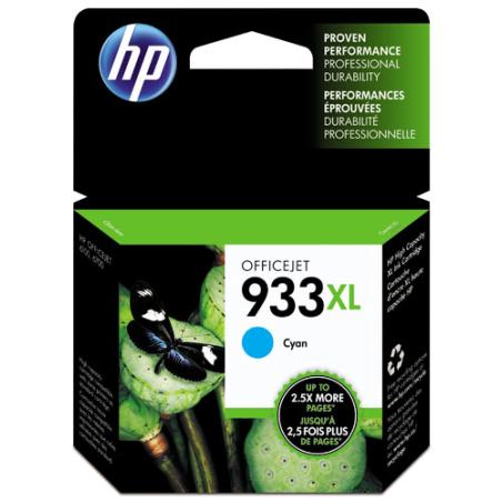 ראש דיו כחול מקורי HP 933XL