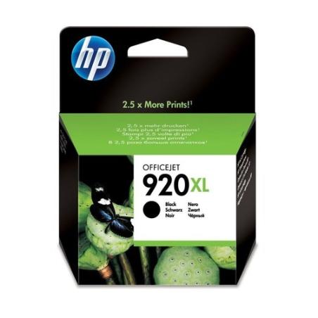ראש דיו שחור מקורי HP 920XL