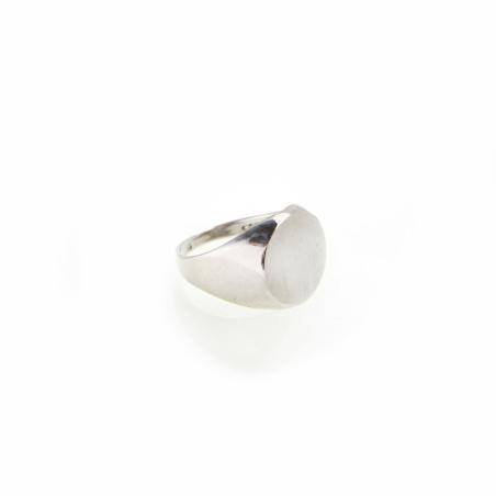 טבעת חותם - כסף 925