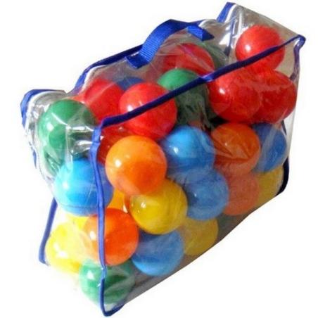 כדור פלסטיק לבריכת כדורים