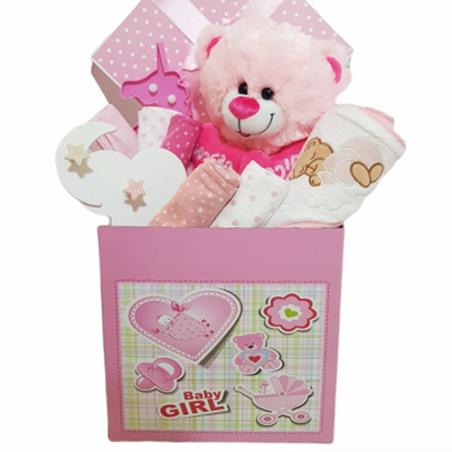 המתנה המושלמת ליולדת - בת