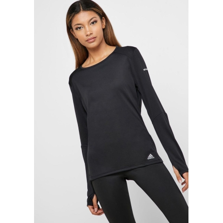 ADIDAS RUNNING LONG SLEEVE SHIRT