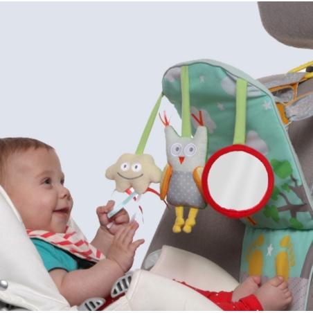 פעלולון ומובייל מוזיקאלי לרכב Taf Toys