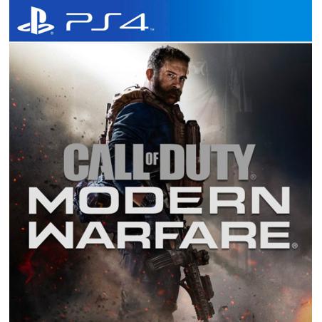 PS4 Call of Duty: Modern Warfare 2019