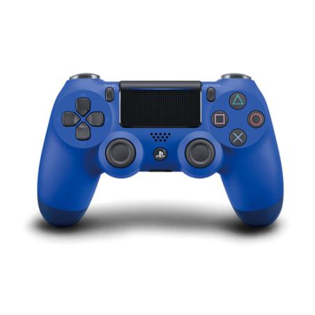 בקר אלחוטי SONY PS4 צבע כחול