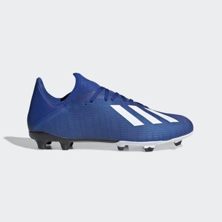 (Adidas X 19.3 Firm Ground Boots EG7152 (28-38.5