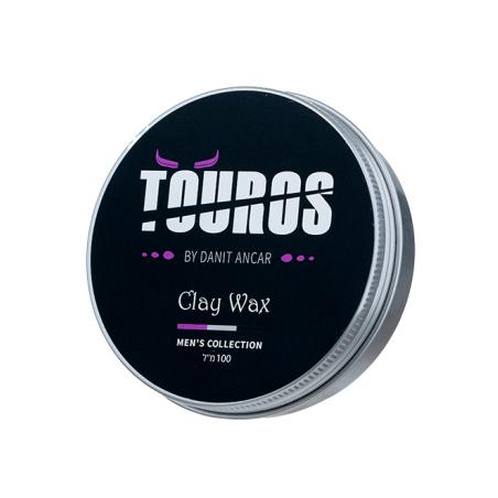 CLAY WAX- חימר לעיצוב במראה מט