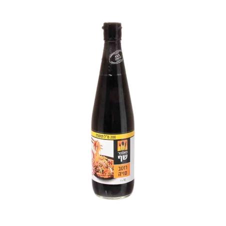 מאסטר שף רוטב סויה בהירה 700 מ