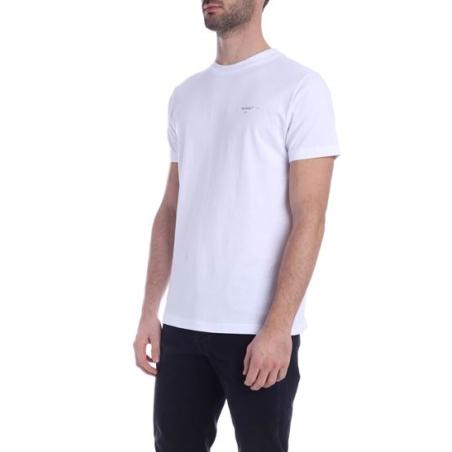 OFF-WHITE - ARROW LOGO SS T-SHIRT-WHITE