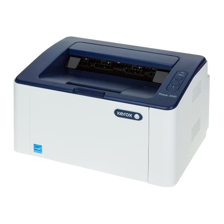 מדפסת אלחוטית לייזר שחור לבן xerox 3020v