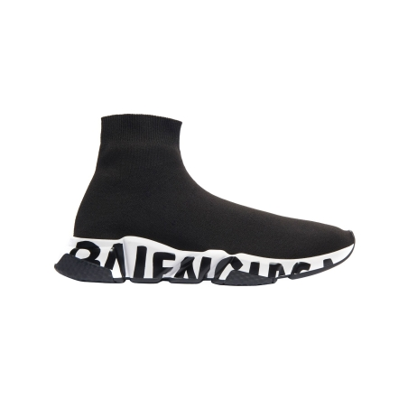 BALENCIAGA - SPEED SNEAKER GRAFFITI