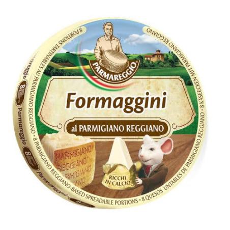 גבינה מותכת מפרמז'ן