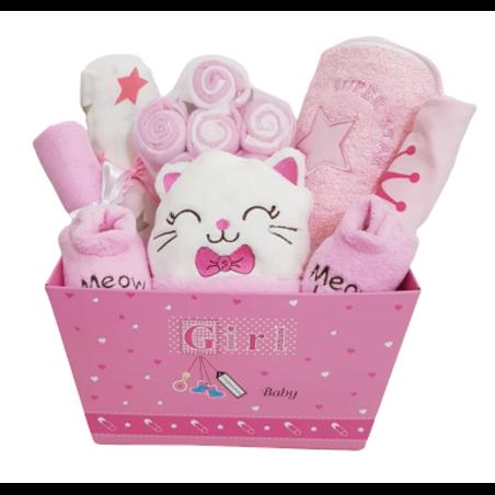 מתנה להולדת הבת - Baby girl