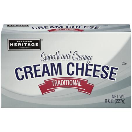 גבינה אמריקאית - cream cheese