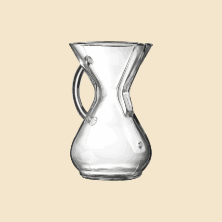 קנקן פילטר קמקס - 6 כוסות