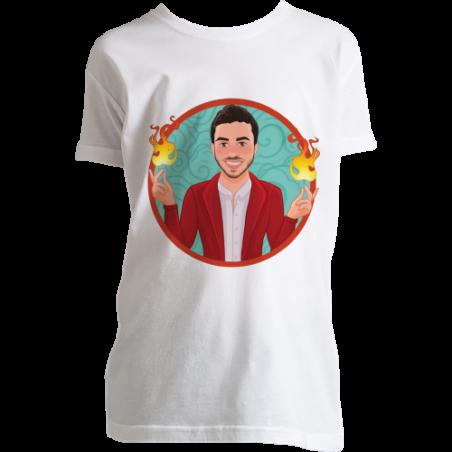 חולצה לבנה הקולקציה החדשה – מיכאל