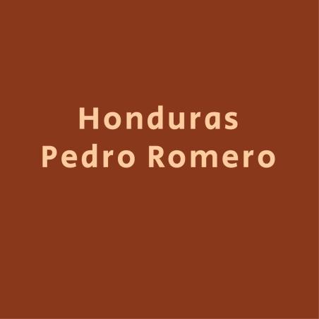 הונדורס פדרו רומרו