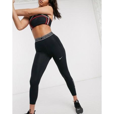 טייץ נייק לנשים | Nike Pro Women's 7/8 Graphic Leggings