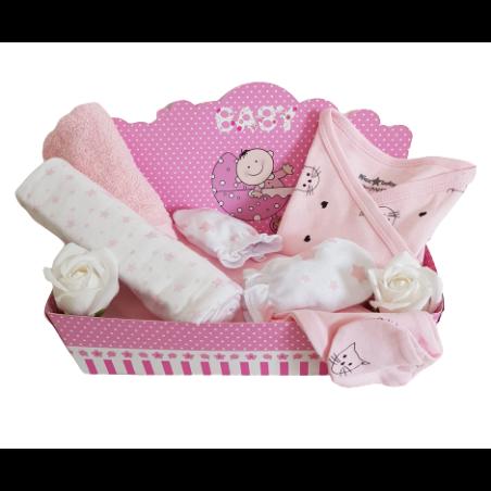מתנה להולדת בת - Baby love