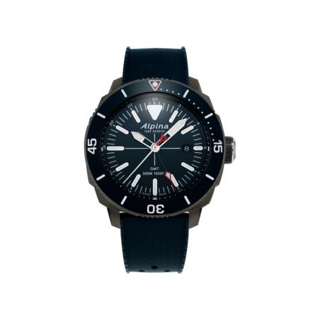 שעון Alpina Seastrong Diver GMT Blue