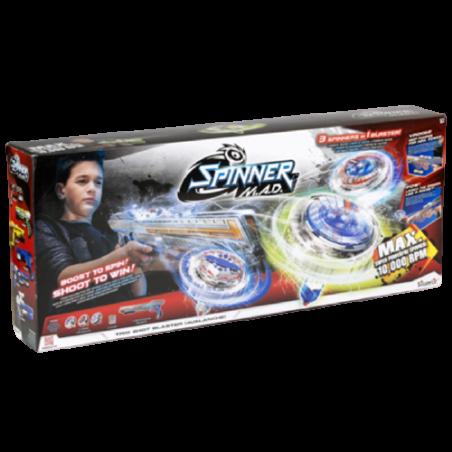 M.A.D SPINNER - משגר רובה שמשגר 3 ספינרים