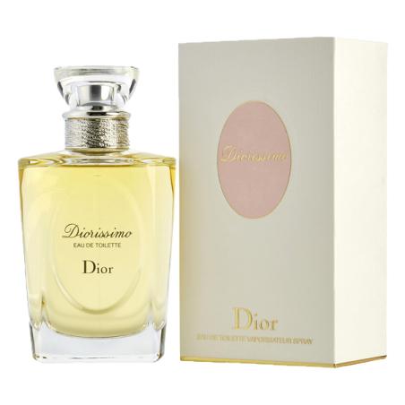 בושם לאשה דיור דיוריסימו  Dior Diorissimo EDT 100 ML