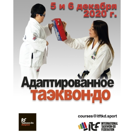 The Second Adapted Taekwon-Do Seminar