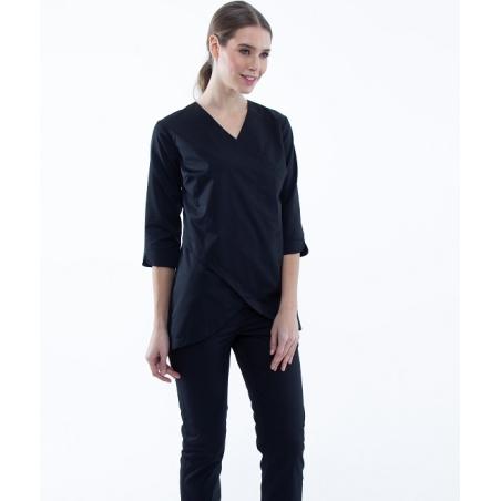 חליפה רפואית צבע שחור 40187