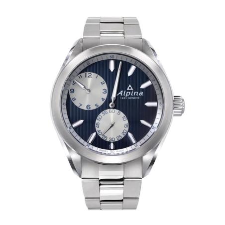 שעון Alpina Alpiner Regulator Automatic Dark Blue