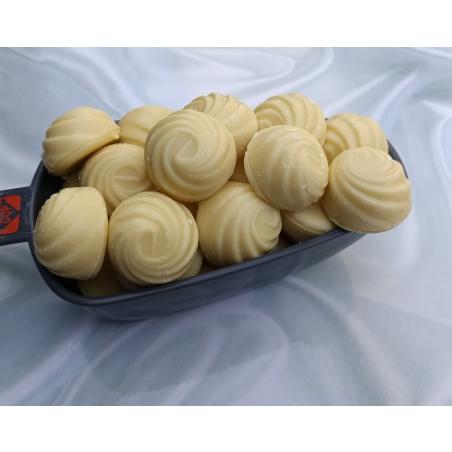 פרלינים שוקולד לבן (לעוגיות אמסטרדם) - חצי קילו
