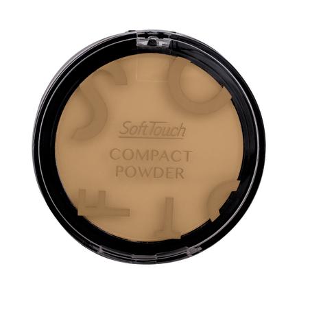 Soft Touch פודרה מוצקה לכיסוי מאט Compact Powder