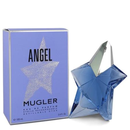 בושם לאשה אנג'ל טרי מוגלר כוכב שמיימי Thierry Mugler Angel Heavenly Star (W) EDP 100 ML