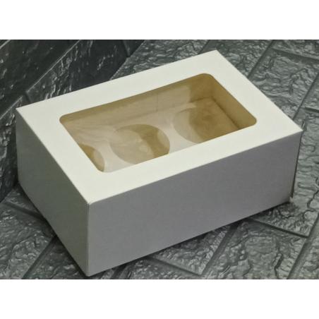 קופסא ל 6 קאפקייקס