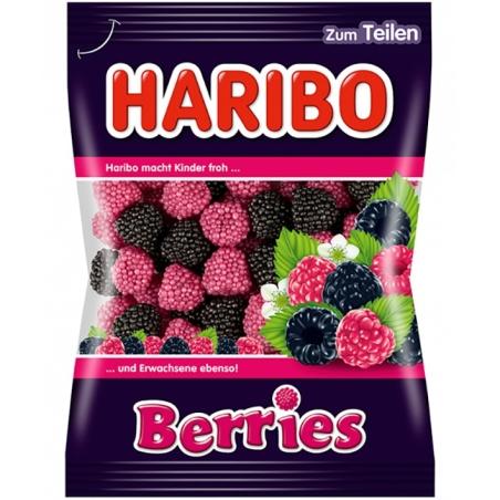 Haribo berries פירות יער 175 g