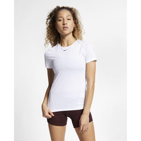 חולצת נייק נשים | Nike Pro Women's Mesh Training Top