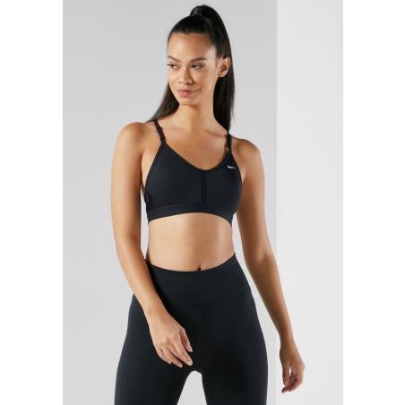חזיית נייק | Nike Dri-FIT Indy Women's Light-Support Padded V-Neck Sports Bra