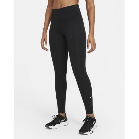 טייץ נייק נשים | Nike Dri-FIT One Women's Mid-Rise Leggings