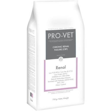 PRO-VET פרו וט רנל חתולים 3 קילו