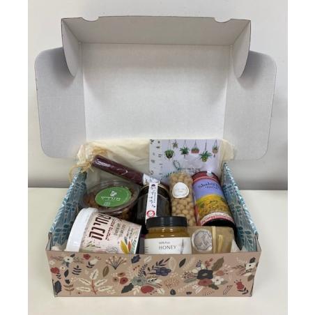קופסא לראש השנה משוק מחנה יהודה- חן קורן