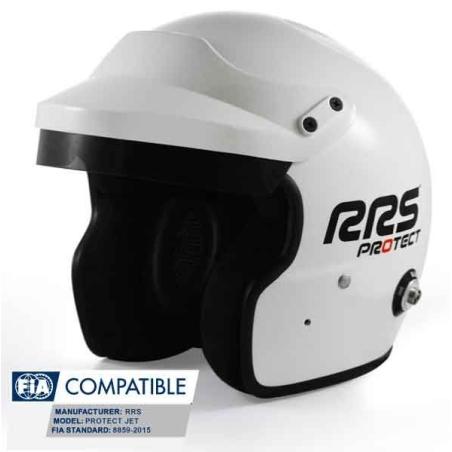 קסדה פתוחה RRS Protect בתקן FIA