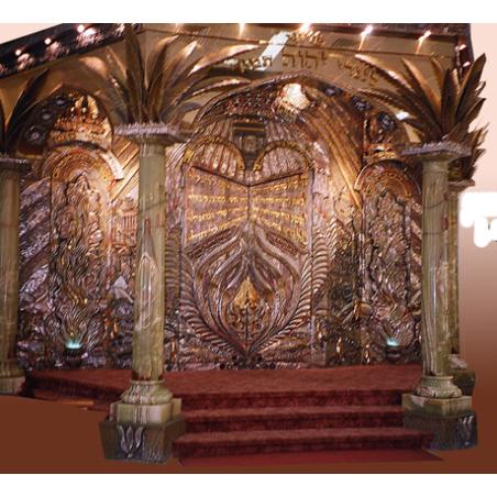 Ysmach Mosh Synagogue, Ashdod ישמח משה-ארון קודש אשדוד