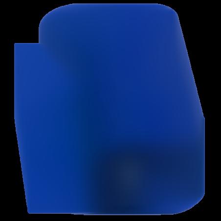 גומיית כושר טרהבנד גליל 25 מטר צבע  כחול קושי קשה