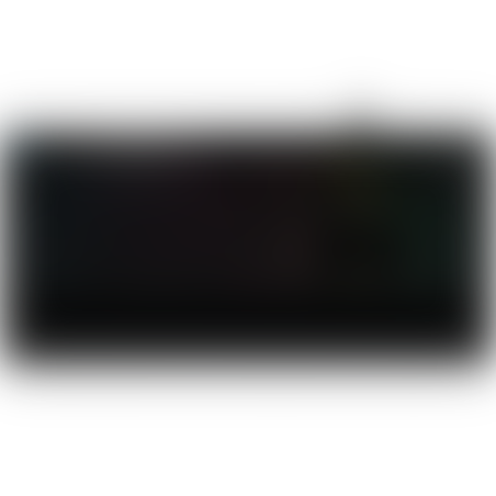 מקלדת גיימינג חוטית G213